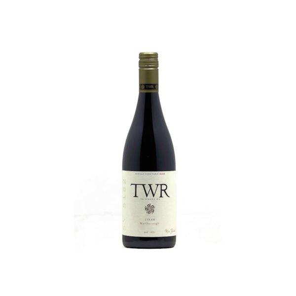 TWR Te Whare Ra Syrah 2011