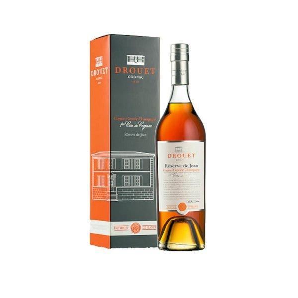 Drouet Reserve de Jean 1er Cru de Cognac