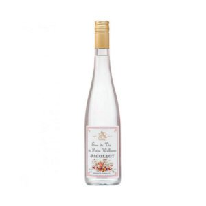 Jacoulot Eau de Vie de Poire Williams
