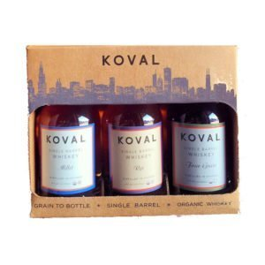 Koval Whiskey Pack