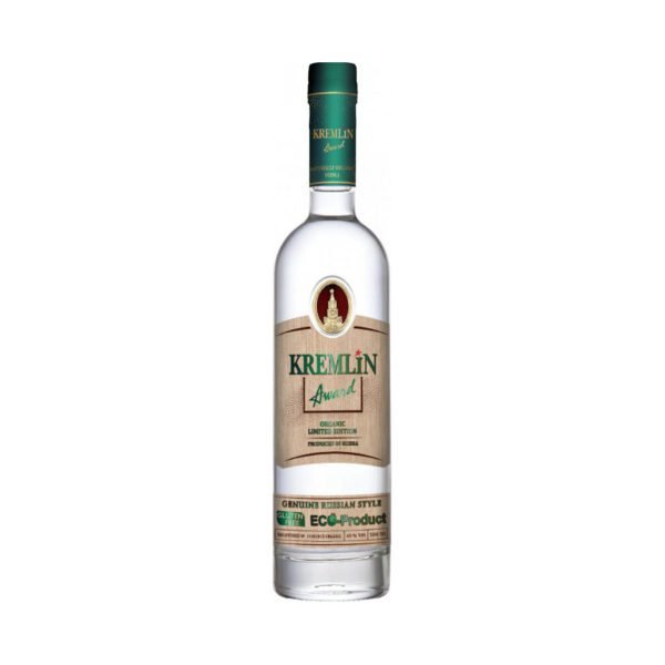 Kremlin Award Organic Vodka
