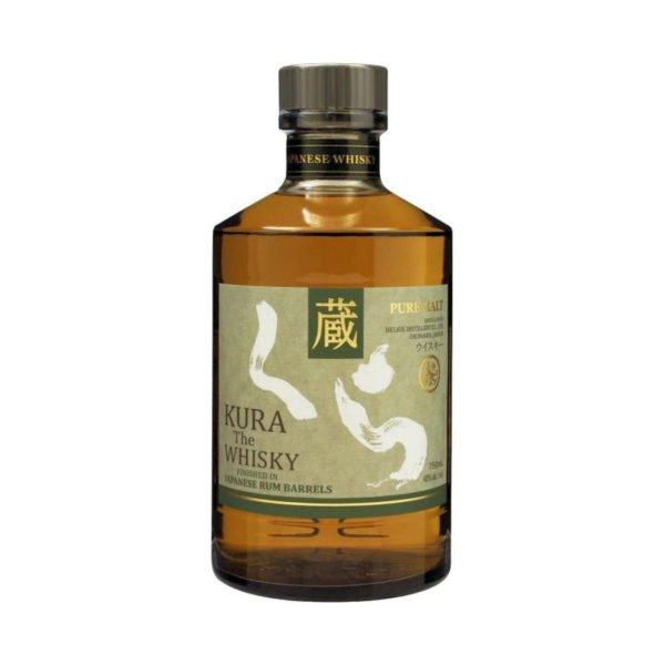 Kura Rum Cask Finish Whisky