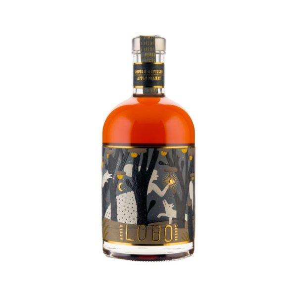 Lobo Apple Brandy