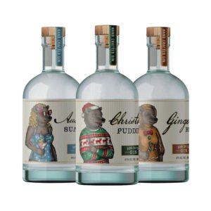 Tiny Bear Gin Gift Pack