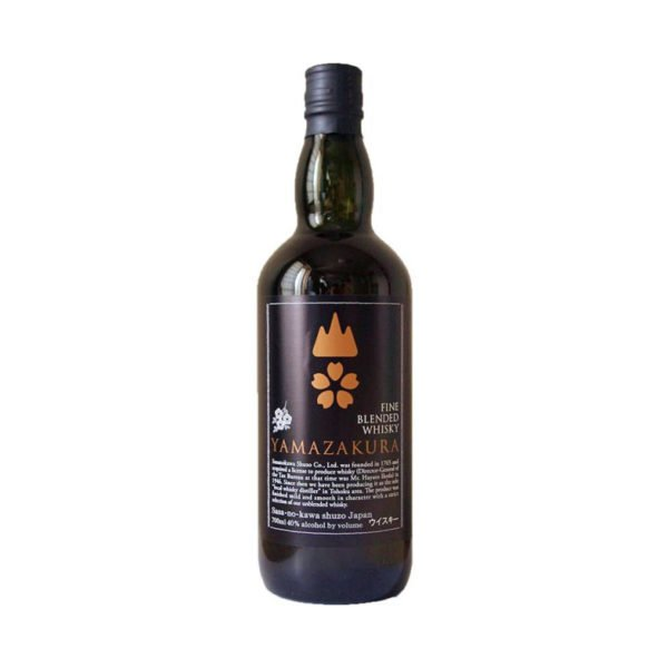 Yamazakura Black Label Fine Blended Whisky