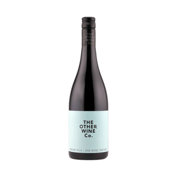 The Other Wine Co Shiraz Pinot Noir 2018