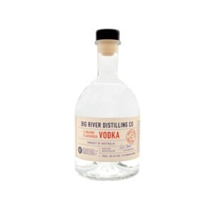 Big River 3 Grains Pepperleaf Vodka