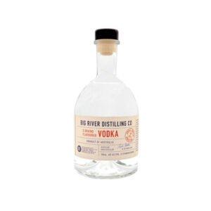 Big River 3 Grains Pepperleaf Vodka