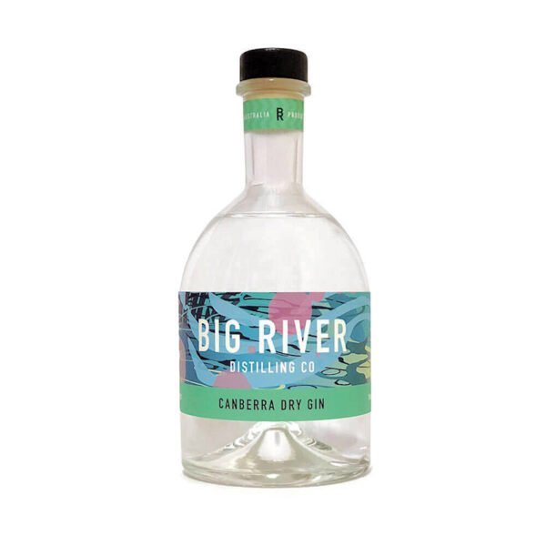 Big River Canberra Dry Gin