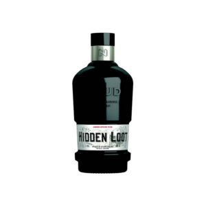 Hidden Loot Amber Spiced Rum