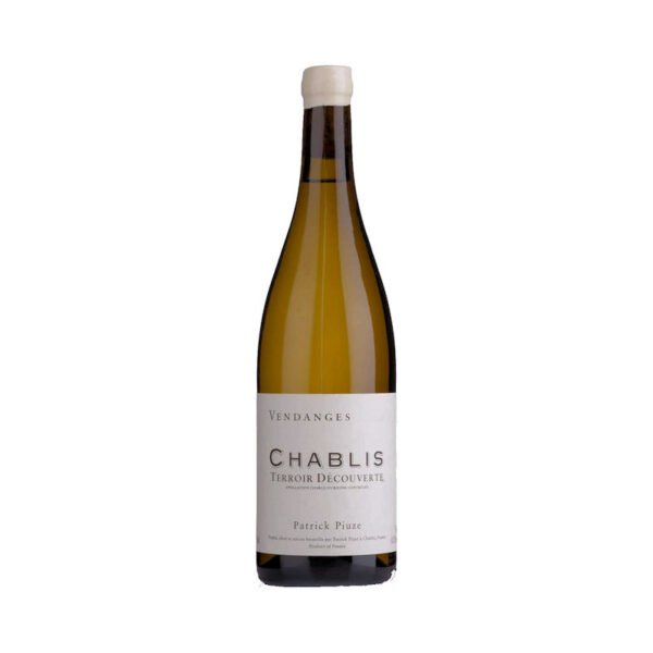 Patrick Piuze Terroir Decouverte Chablis 2018