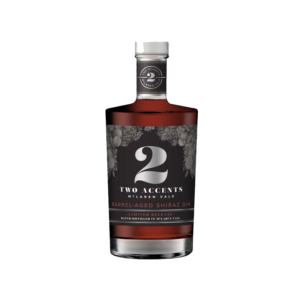 Two Accents Barrel-Aged Shiraz Gin